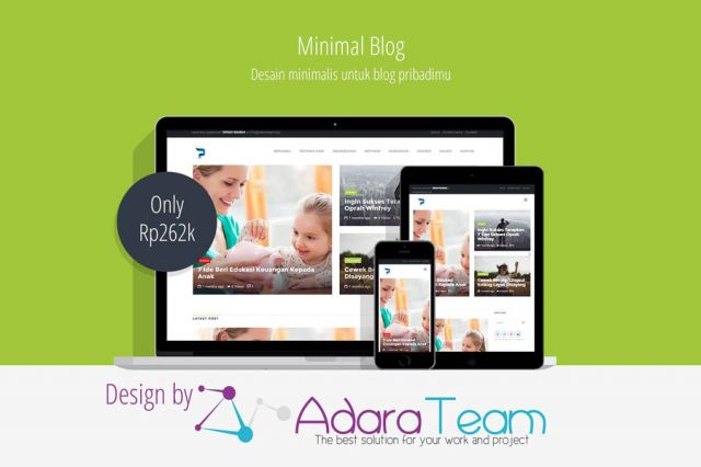 Adara Minimal Blog - POT00031