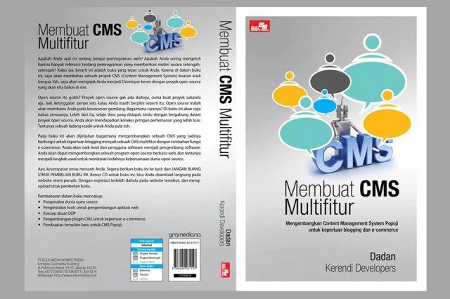 Buku Membuat CMS Multifitur